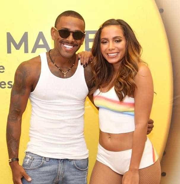 Anitta defende Nego do Borel após cantor ter sido vaiado em show