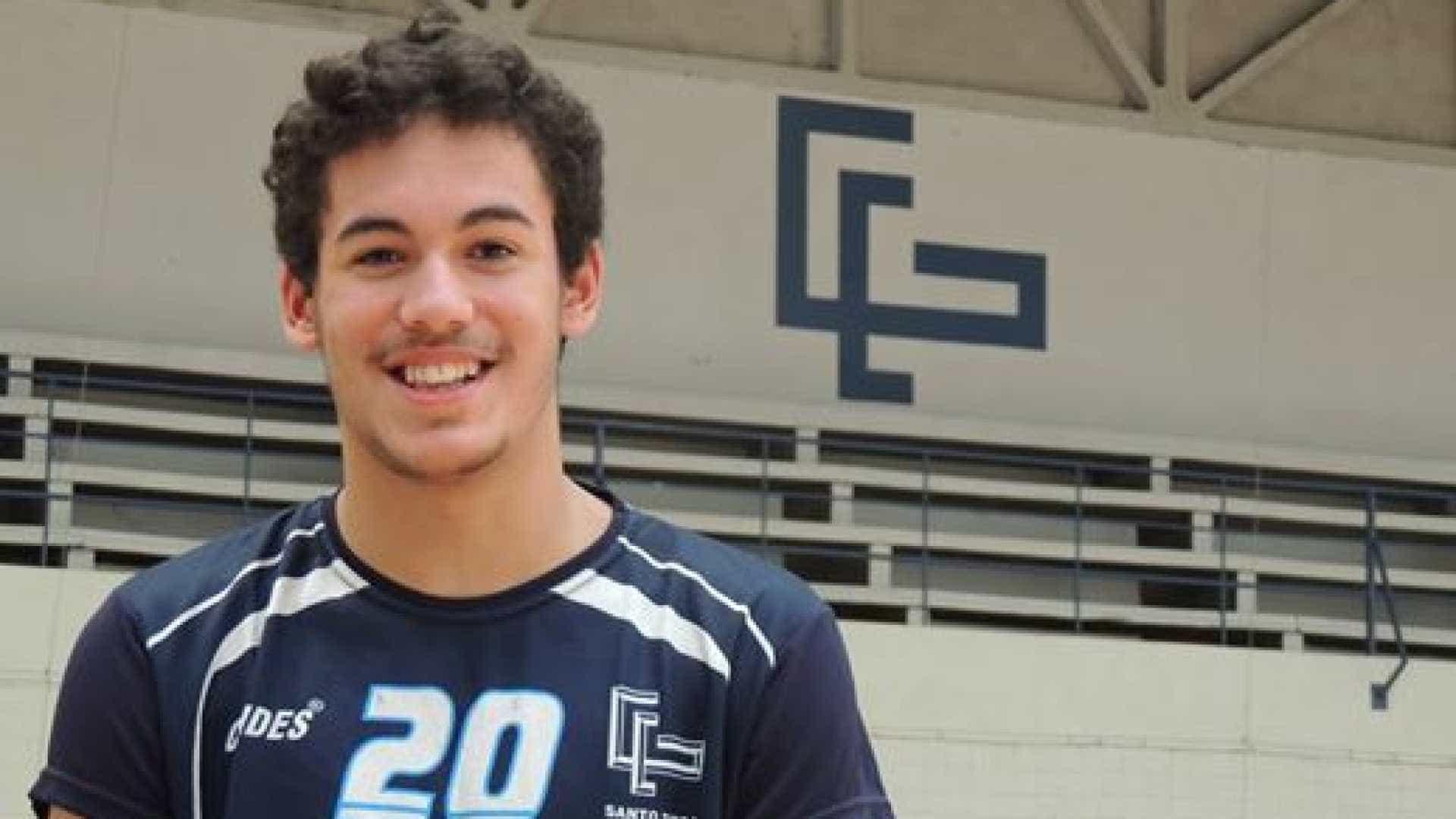 Jogador de vôlei de clube português sofre AVC e morre aos 16 anos