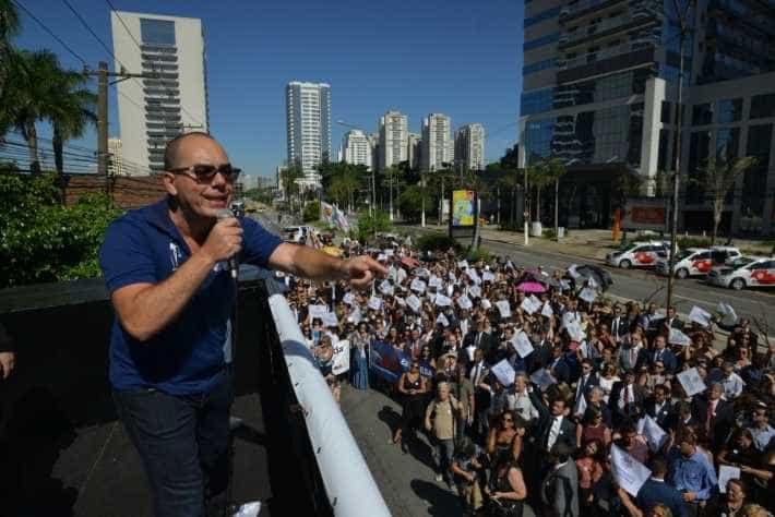 Juízes dizem a Bolsonaro que 'brasileiros querem Justiça do Trabalho'