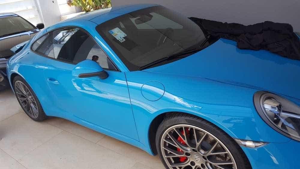 Porsche de R$ 700 mil é apreendido após dono não pagar financiamento
