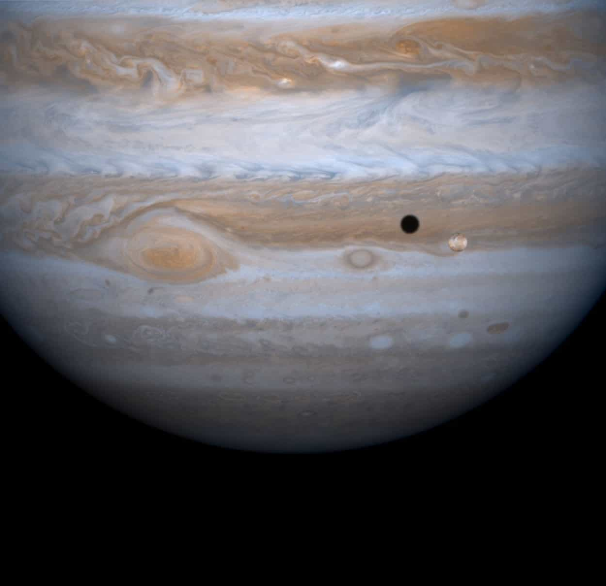 Cientistas lançam concurso para escolher nomes de luas de Júpiter