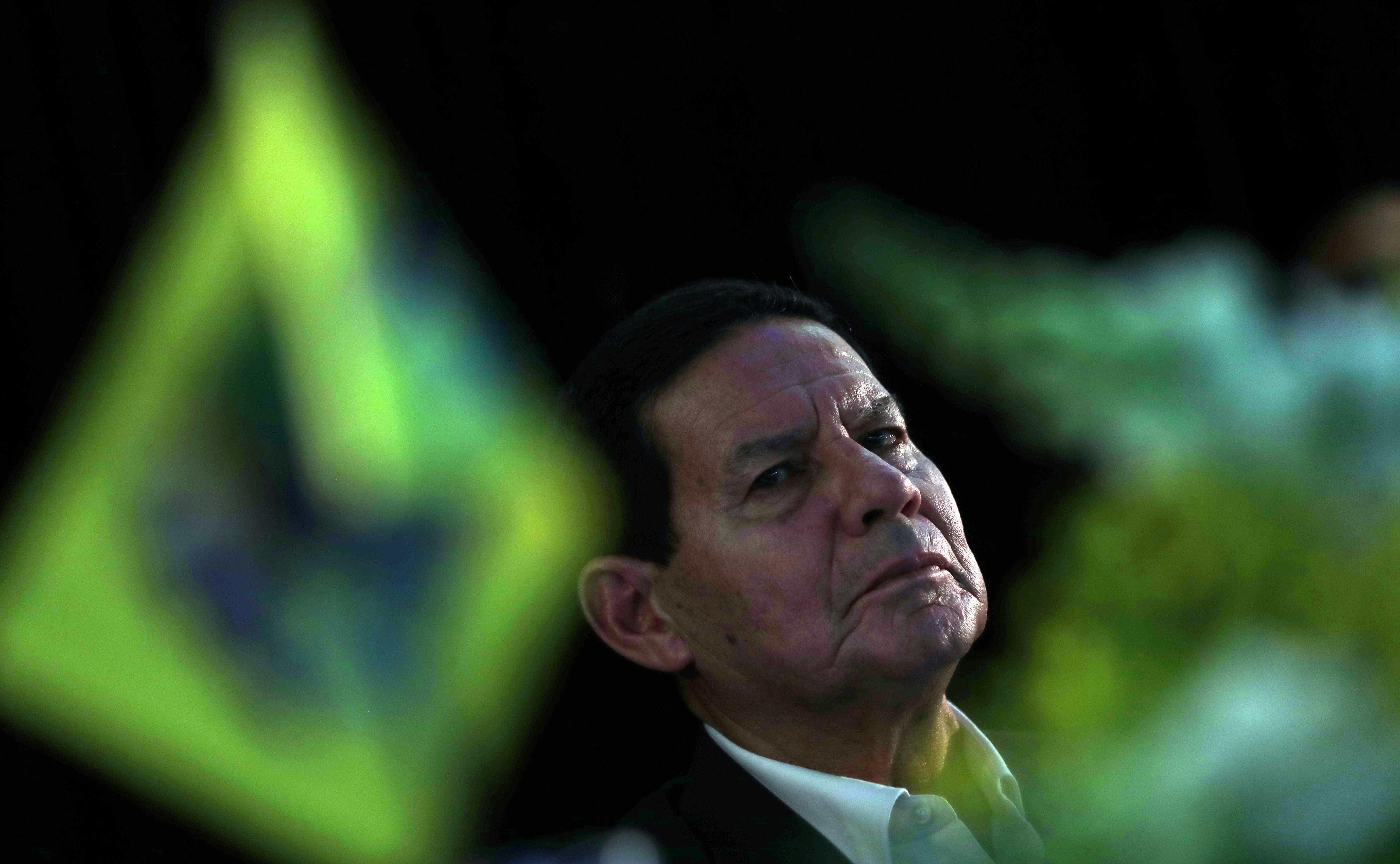Mourão viajará à Colômbia para discutir crise na Venezuela