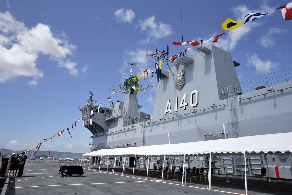 Marinha abre mil vagas com salários de até R$ 1,8 mil