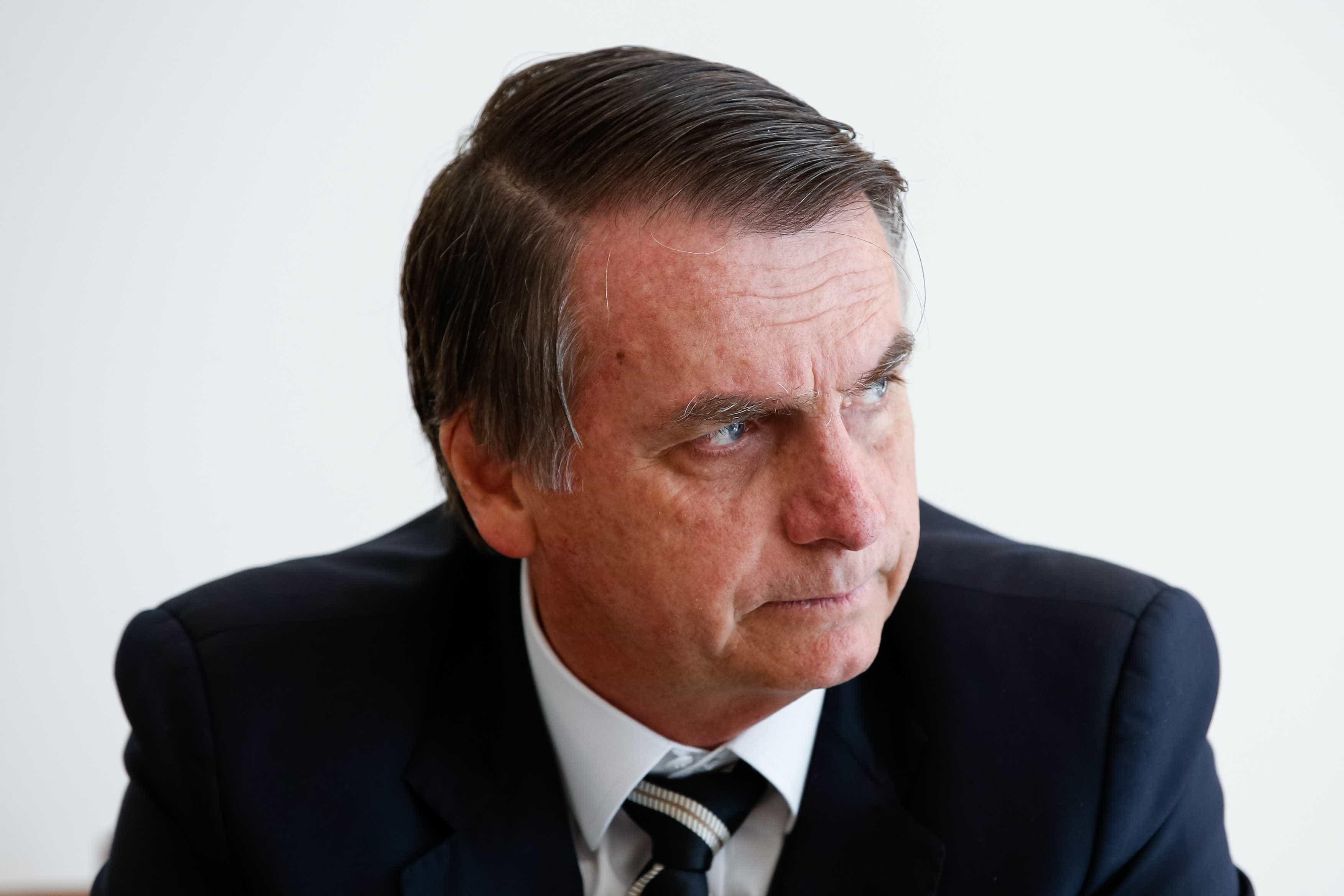 Bolsonaro anuncia general para o Incra