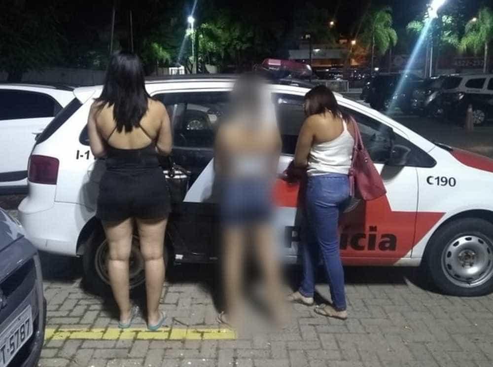 Adolescente desaparecida é encontrada em casa de prostituição