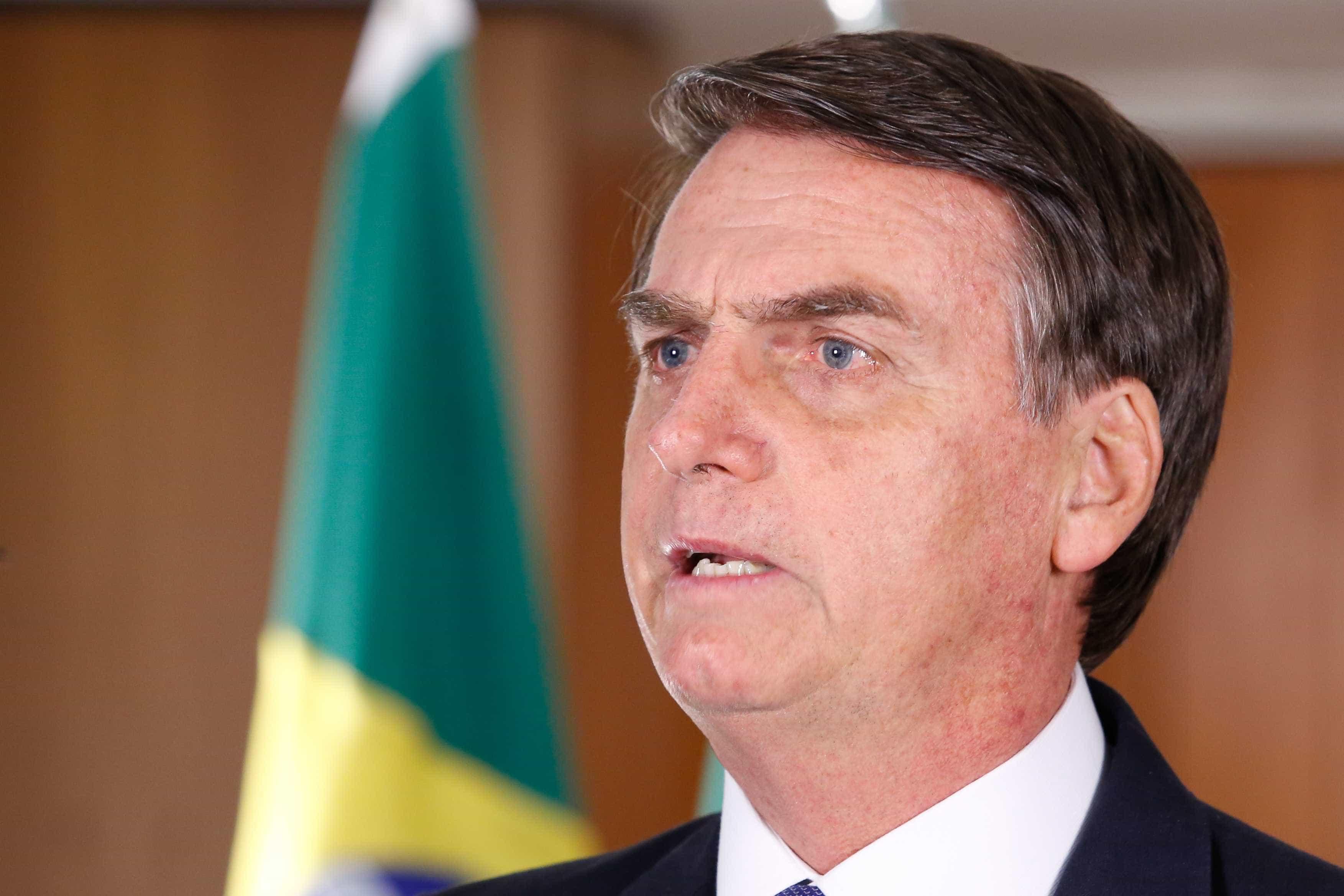 Em discurso a ruralistas, Bolsonaro diz que país crescerá com reforma