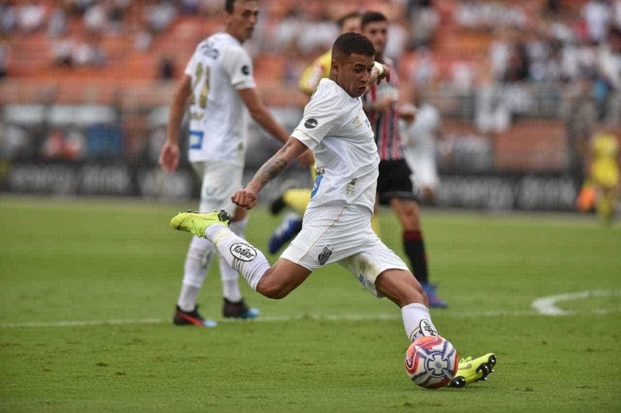 Ataque do Santos tem melhor início de temporada desde time de Pelé