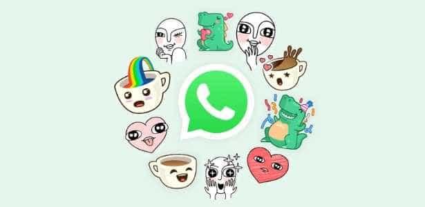 App gratuito permite usar stickers de escudos de futebol no WhatsApp