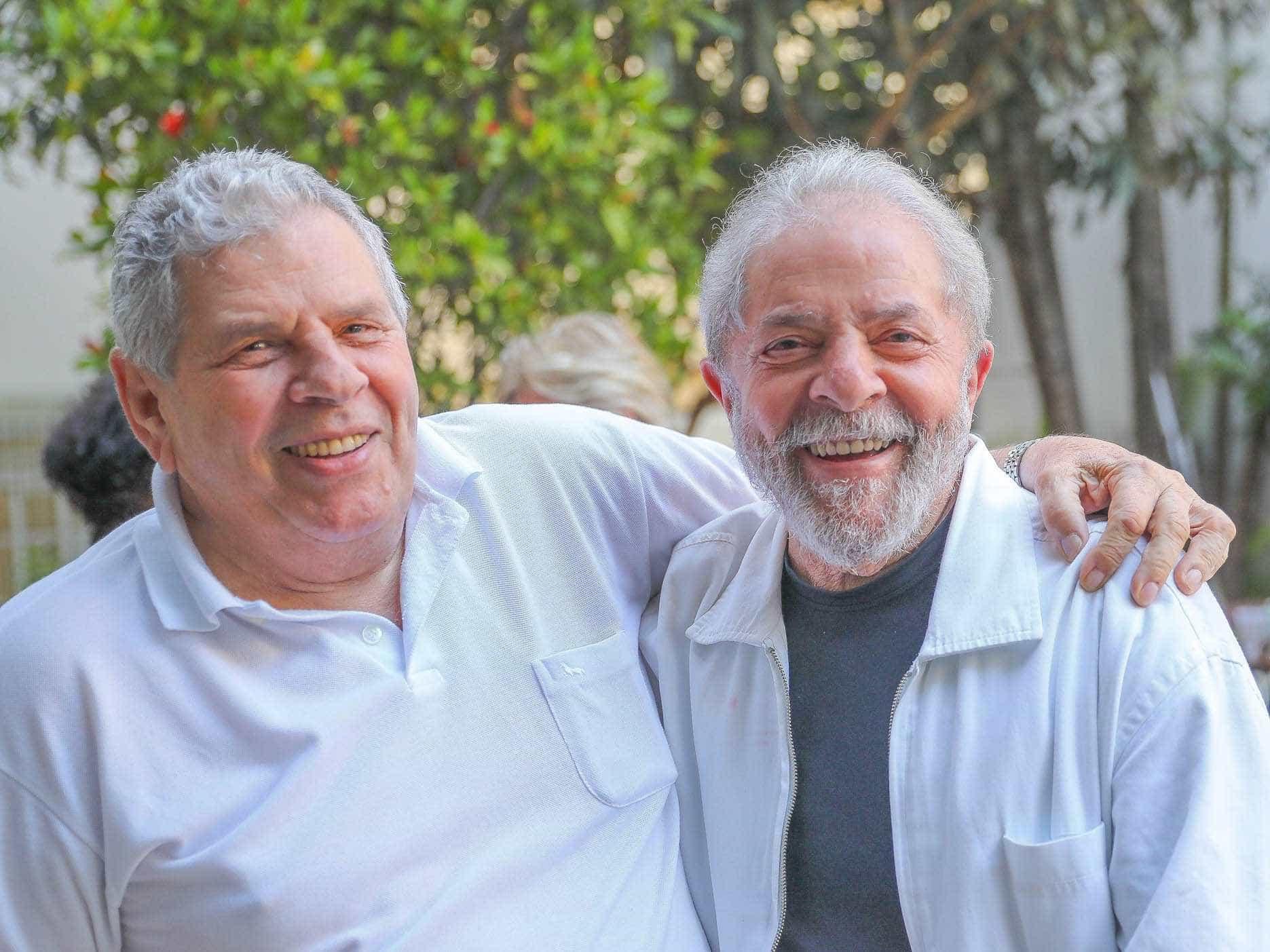 TRF-4 nega recurso do ex-presidente Lula para ir ao velório do irmão