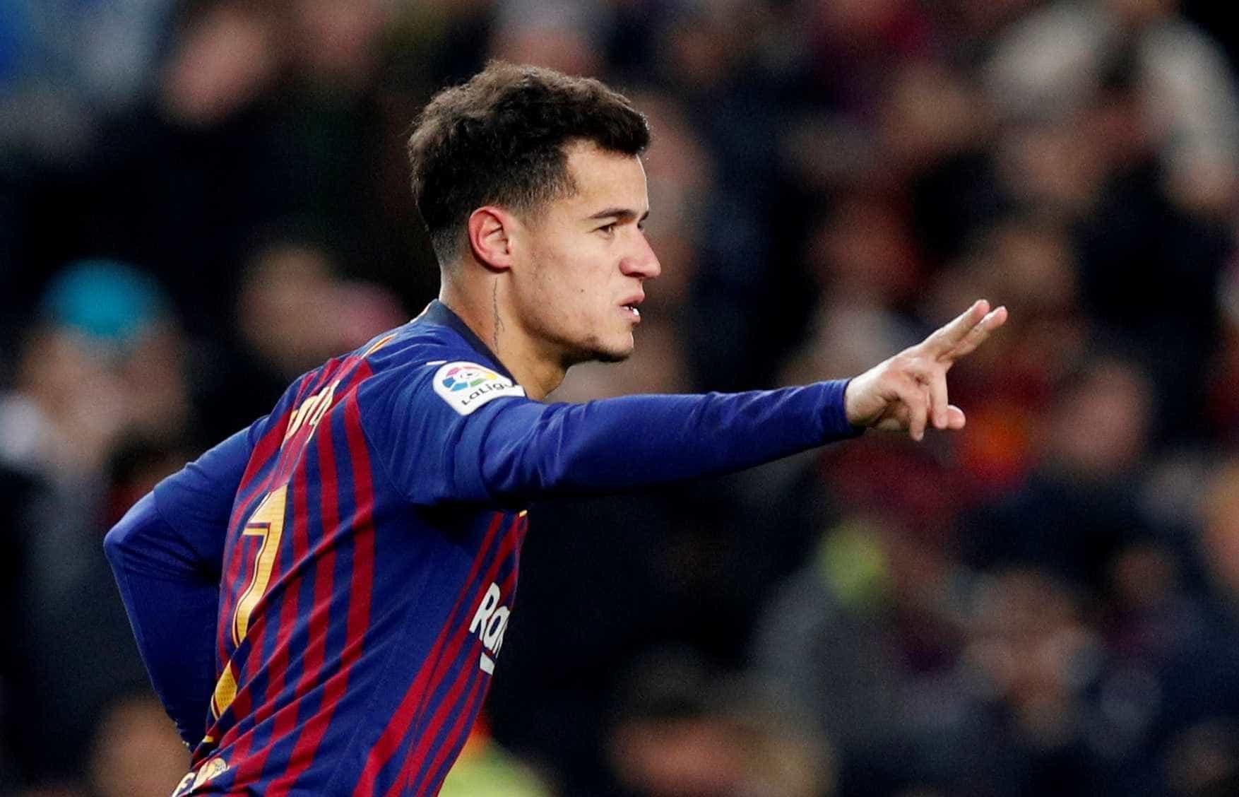 Barcelona goleia o Sevilla e vai à semi da Copa do Rei