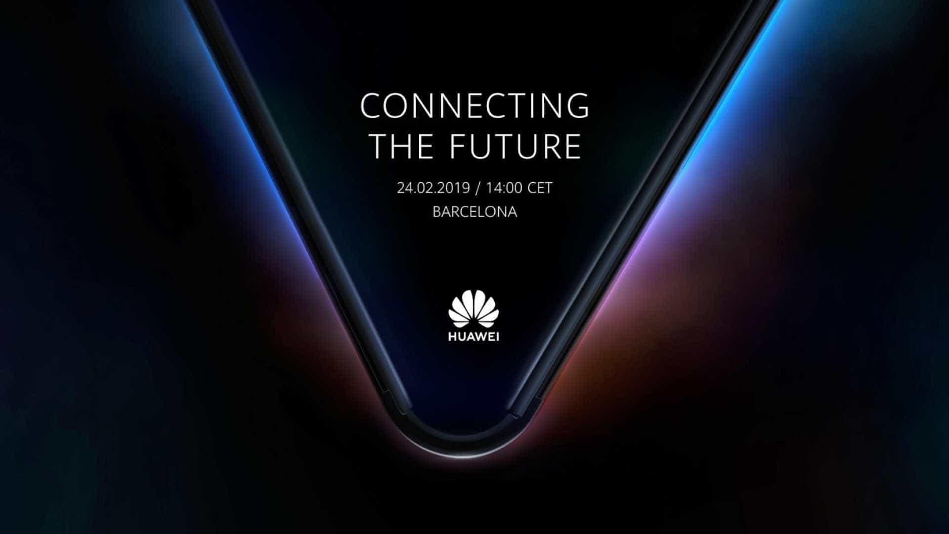 Huawei desvenda seu smartphone dobrável este mês