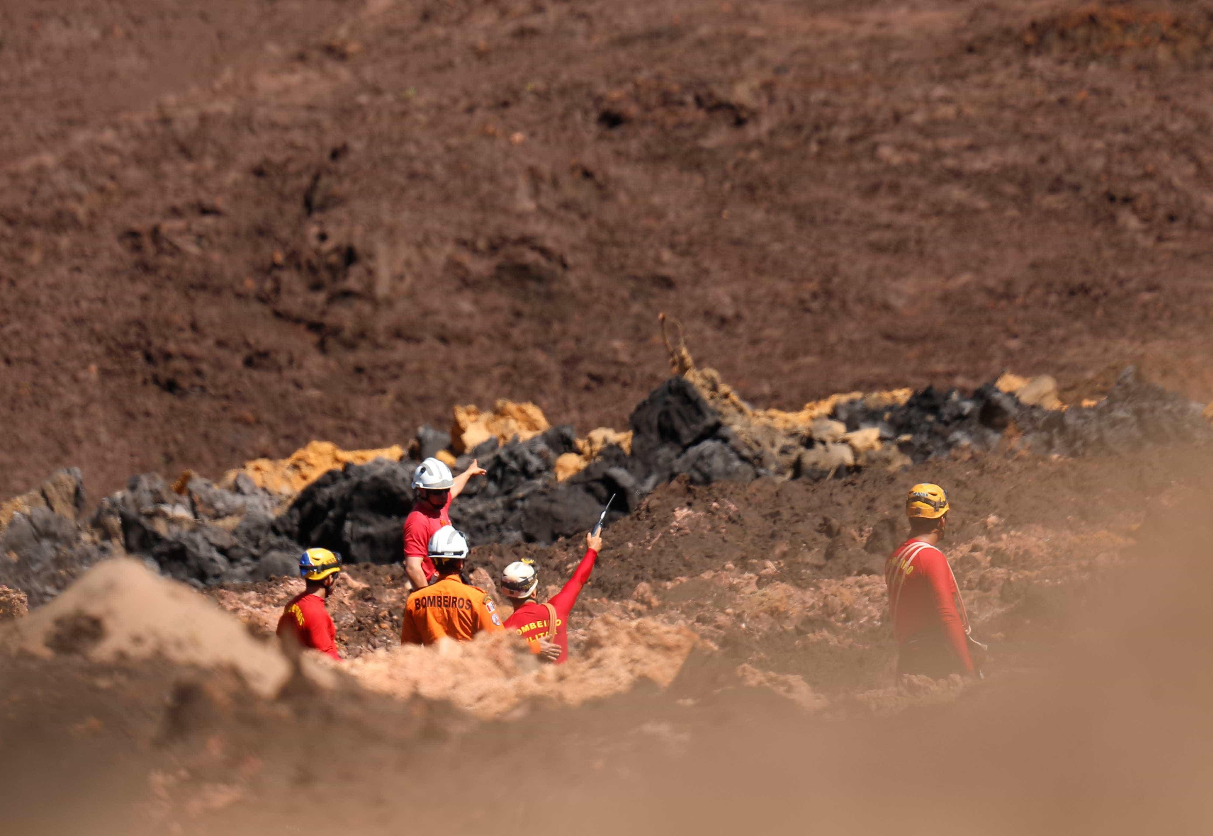 Mortos pela barragem de Brumadinho chegam a 142; há 194 desaparecidos