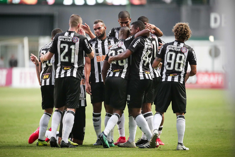 Antes da estreia na Libertadores, Atlético-MG vence Guarani em BH