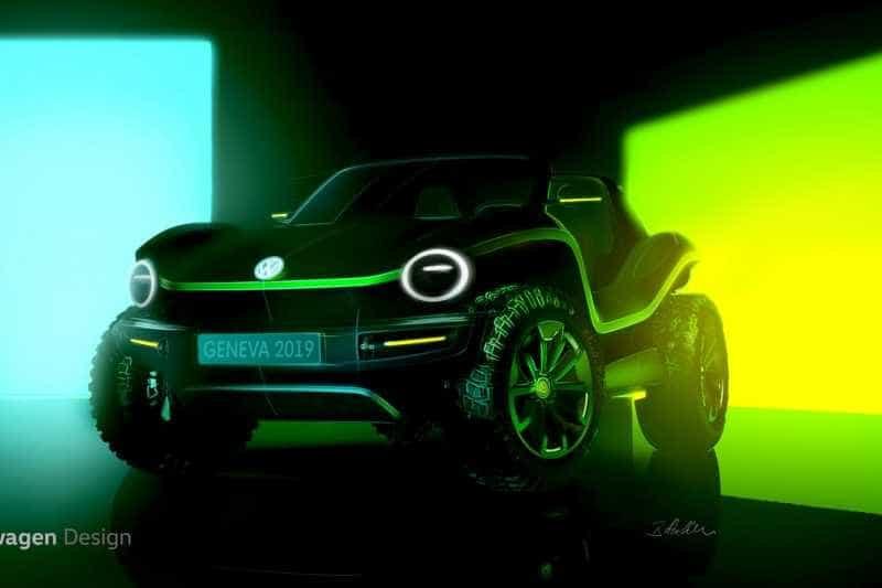 Volskwagen considera lançar 'buggy' elétrico