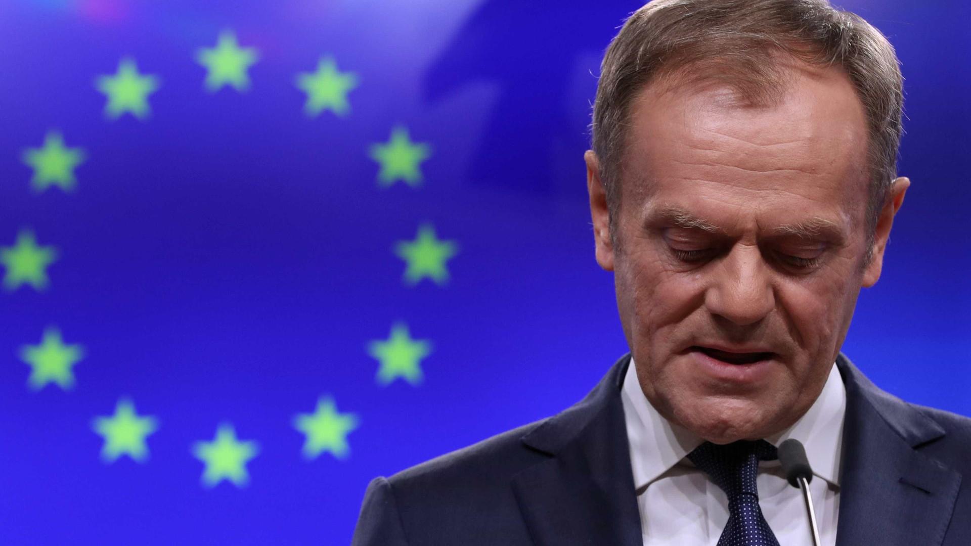 Quem defendeu Brexit tem lugar no inferno, diz líder europeu