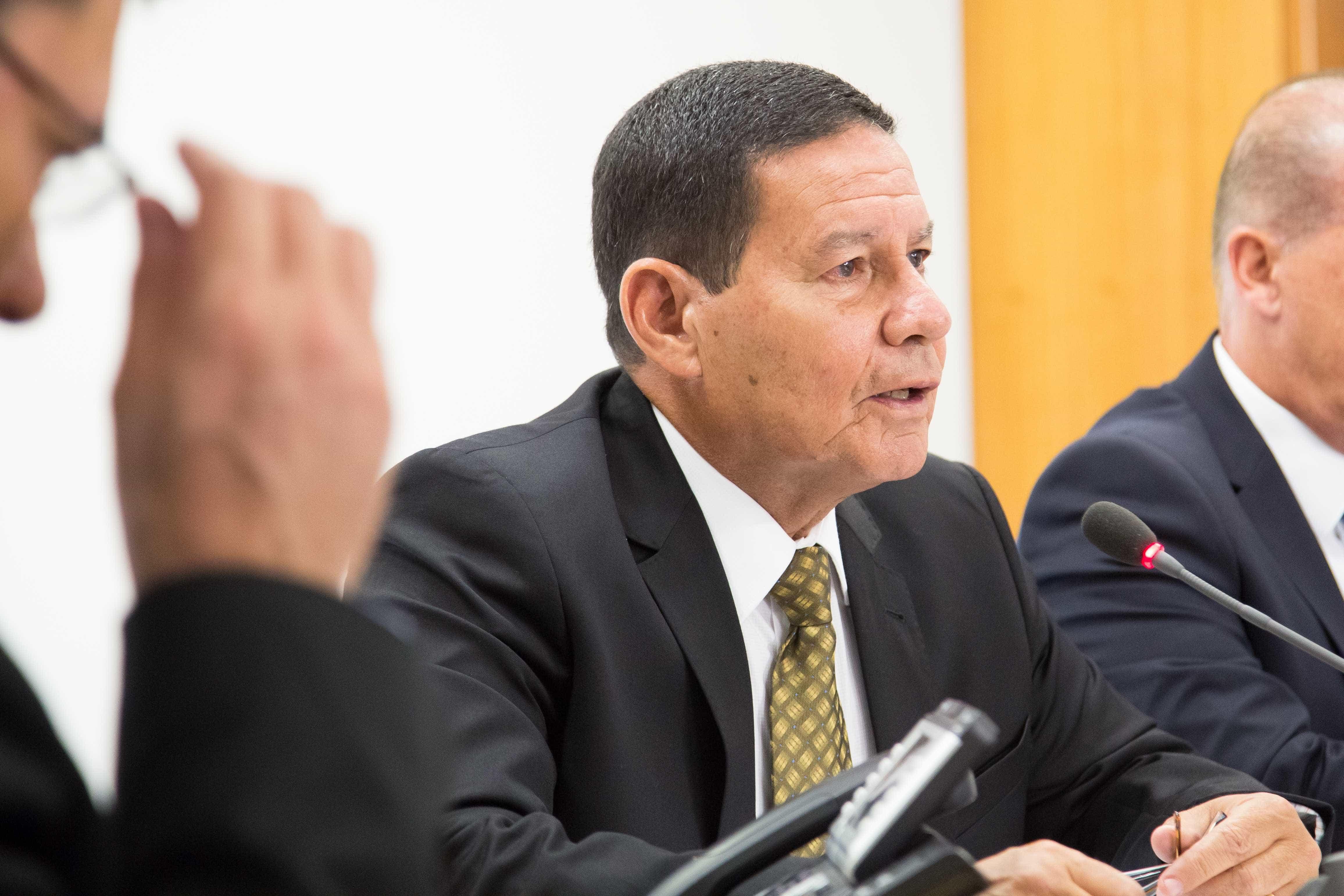 'Coitado do Lula', diz Mourão sobre nova condenação do ex-presidente