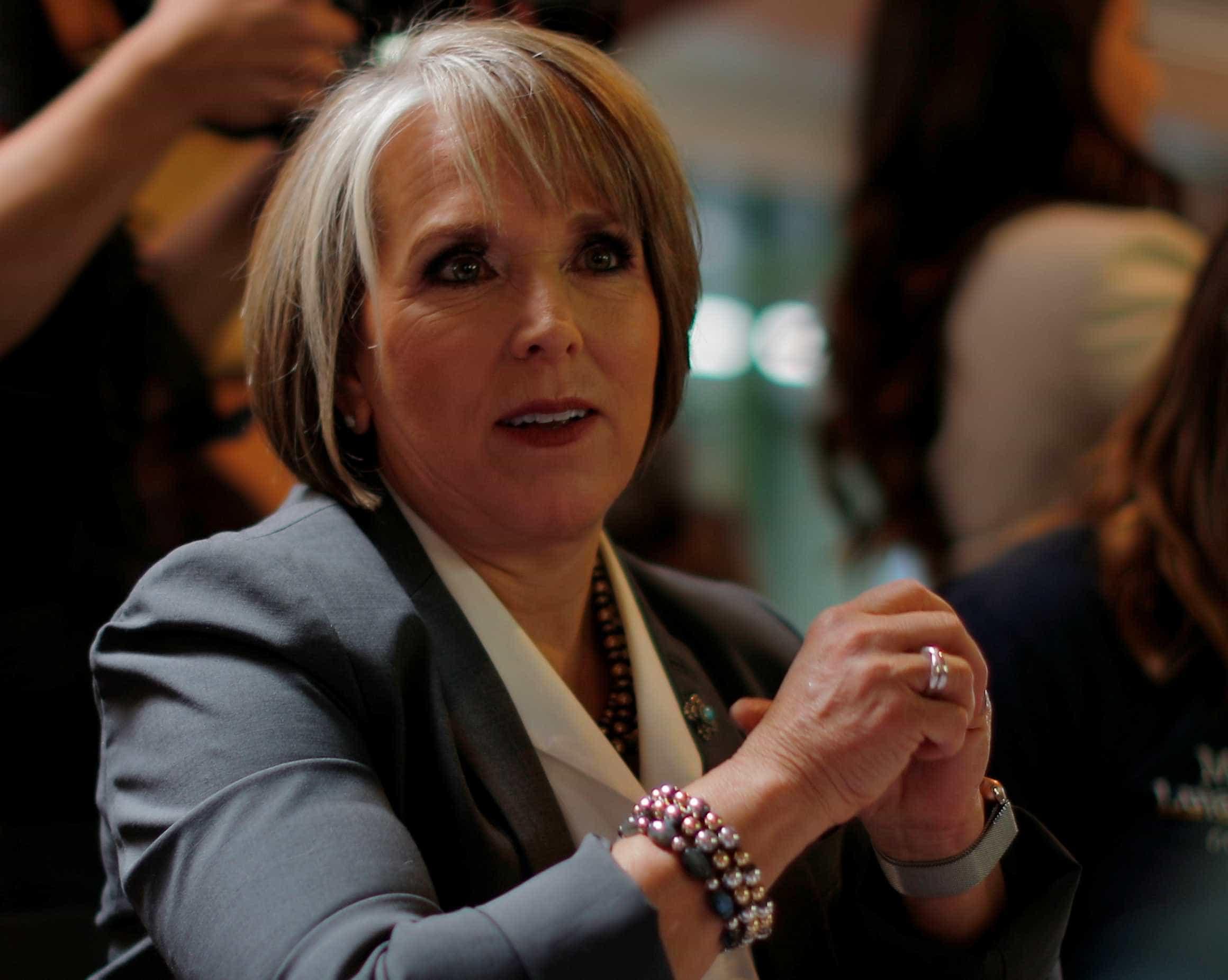 Contra Trump, governadora do Novo México retira tropas da fronteira