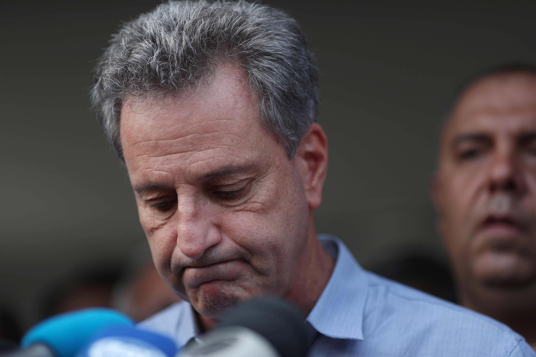 Maior tragédia desses 123 anos de história, diz presidente do Flamengo