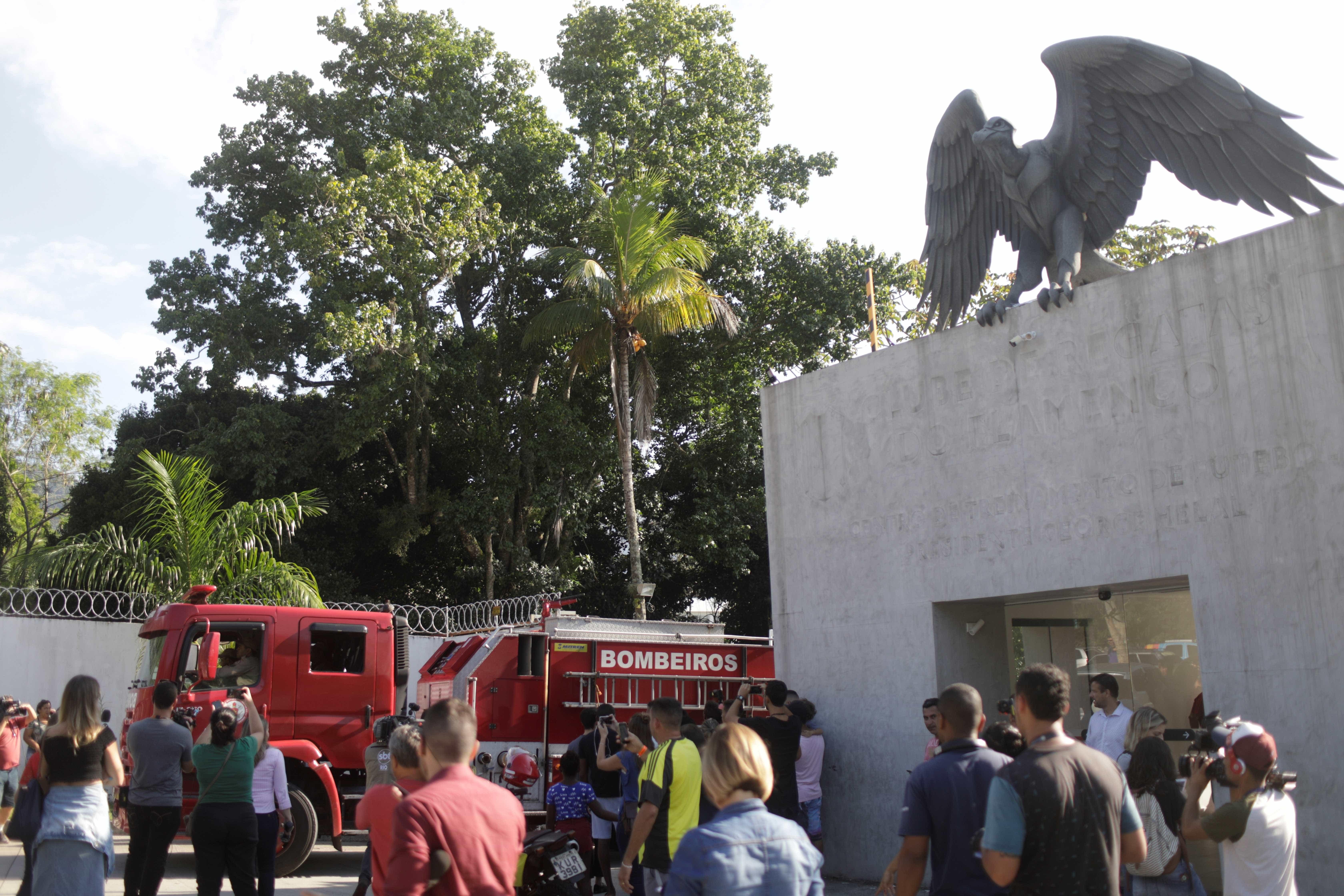 Prefeitura do Rio fecha Centro de Treinamento do Flamengo