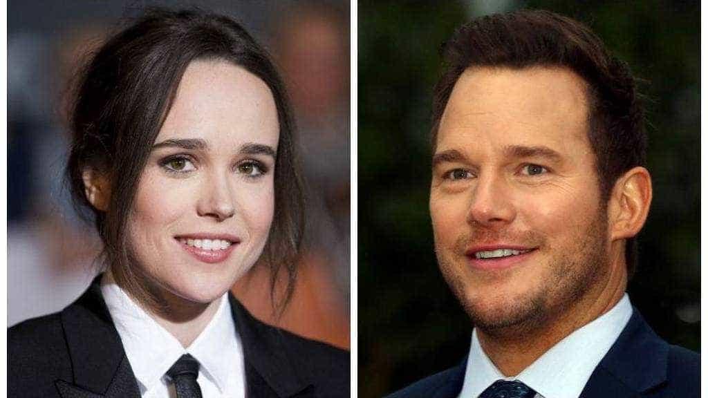 Ellen Page critica Chris Pratt por promover igreja anti-LGBT