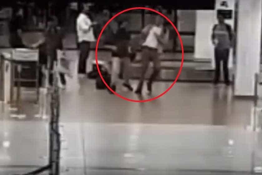 Diplomatas brasileiros brigam em aeroporto na Bolívia