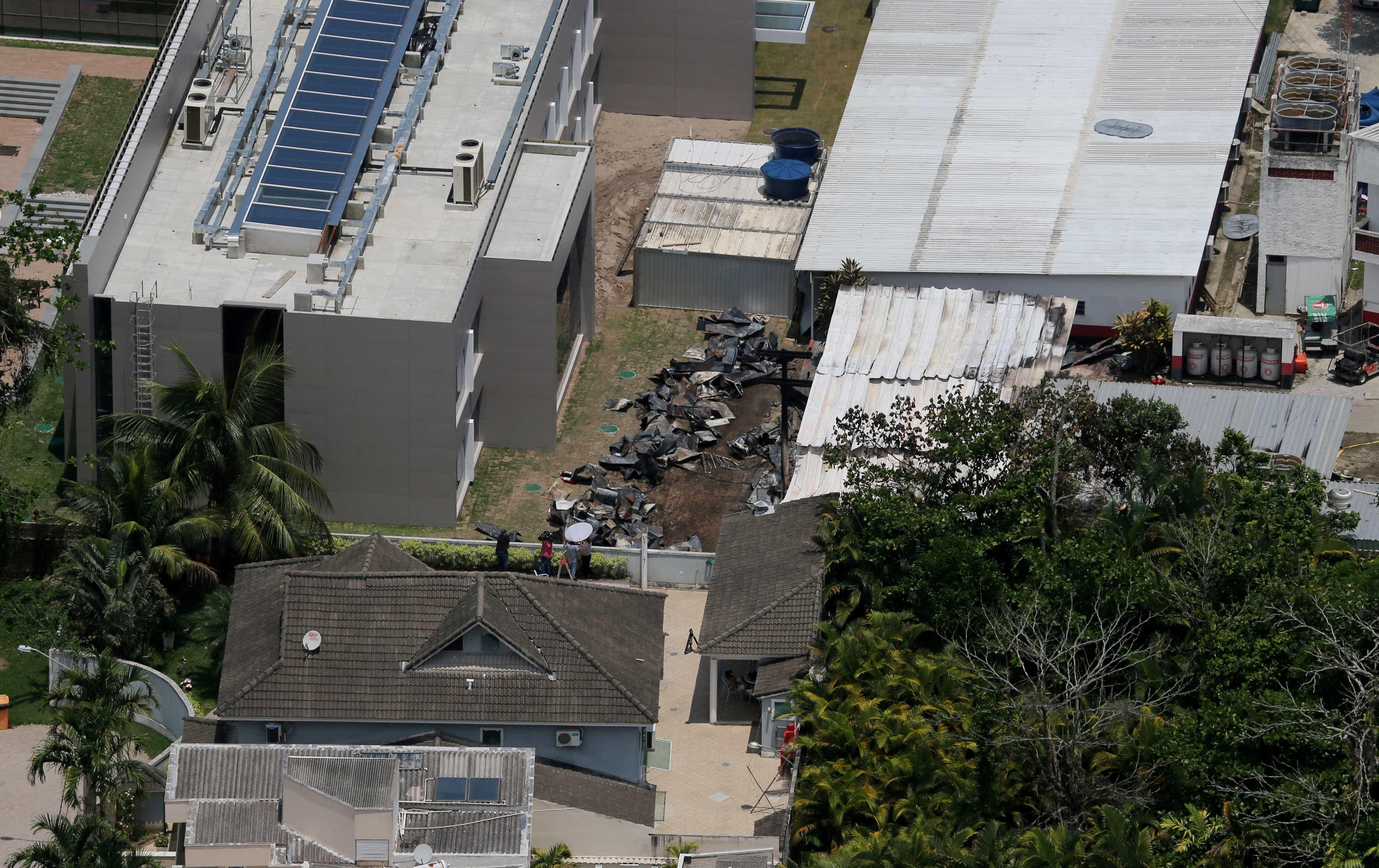 Ar condicionado de alojamento do Fla tinha 'gambiarra', diz depoimento