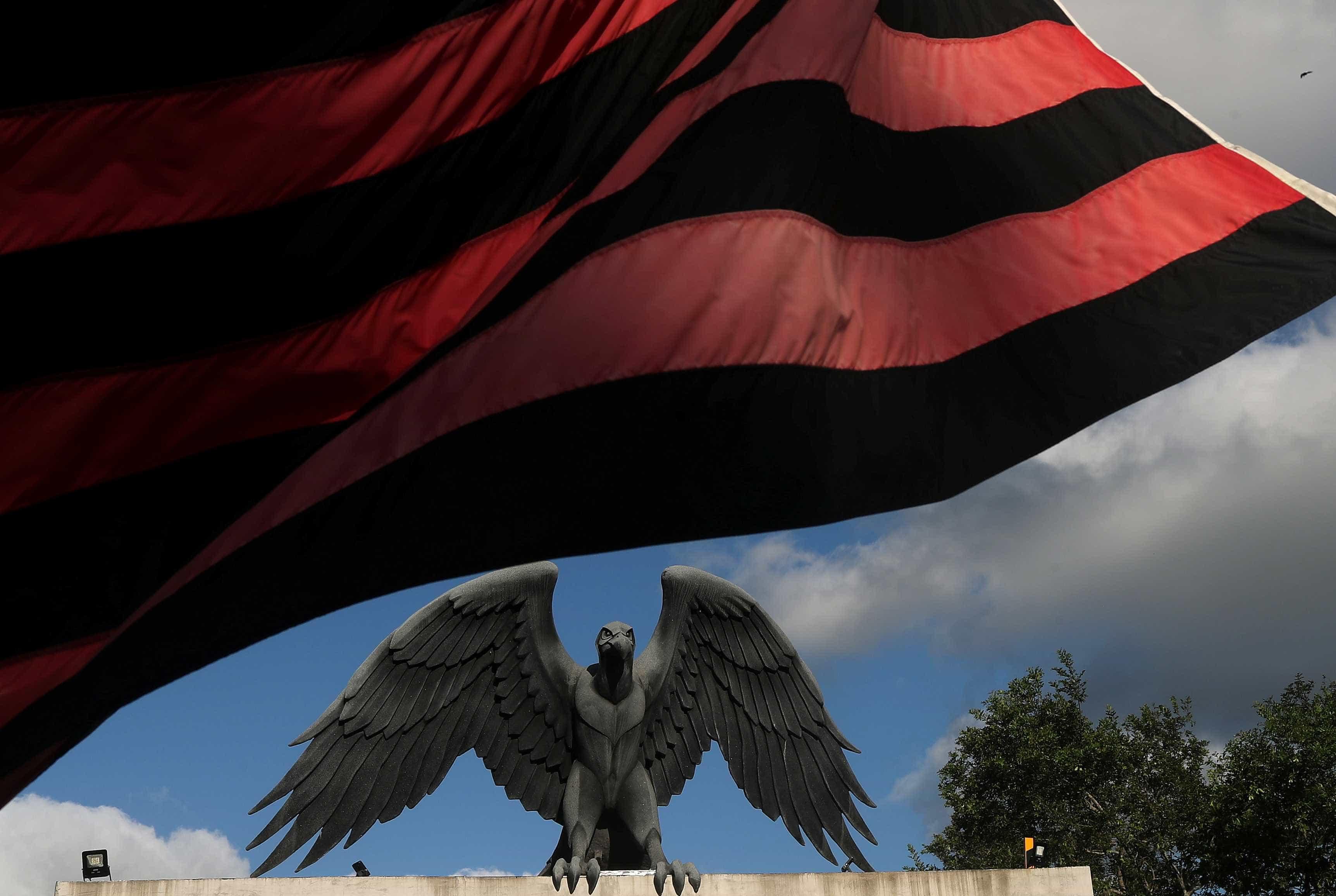 Flamengo fechava mega patrocínio pouco antes do incêndio no Ninho