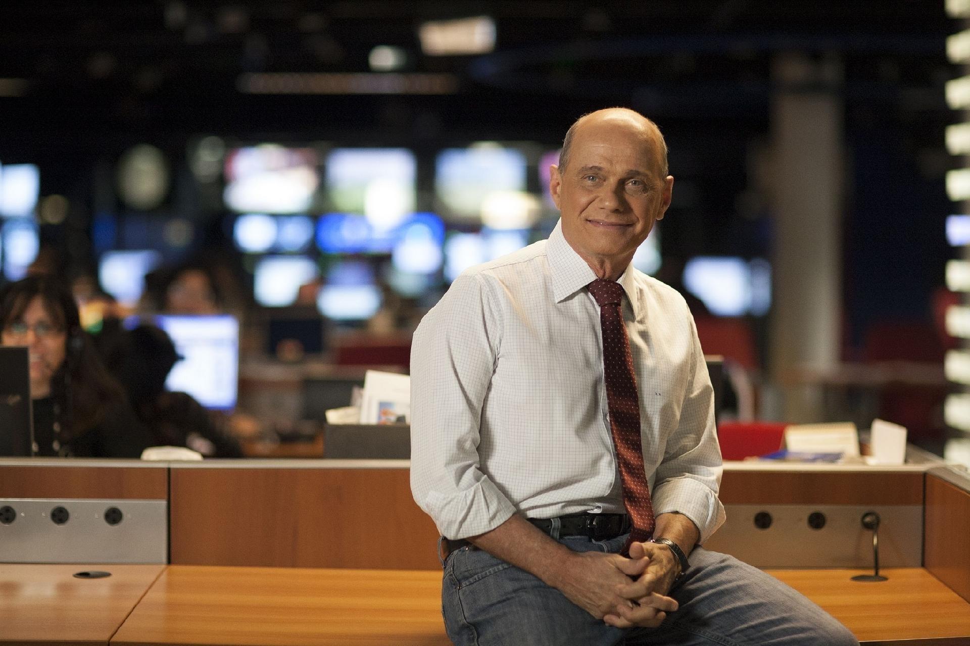Jornalistas e admiradores lamentam a morte de Boechat