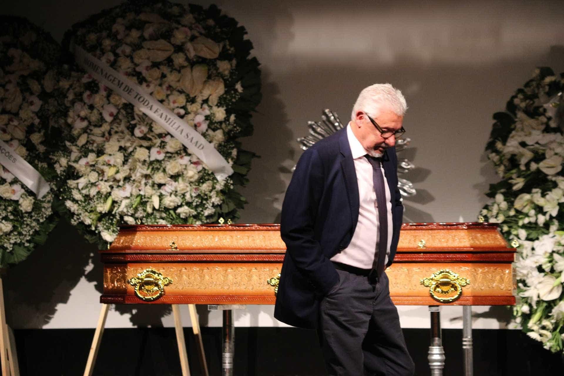 Corpo de Boechat deve ser cremado em cerimônia reservada à família