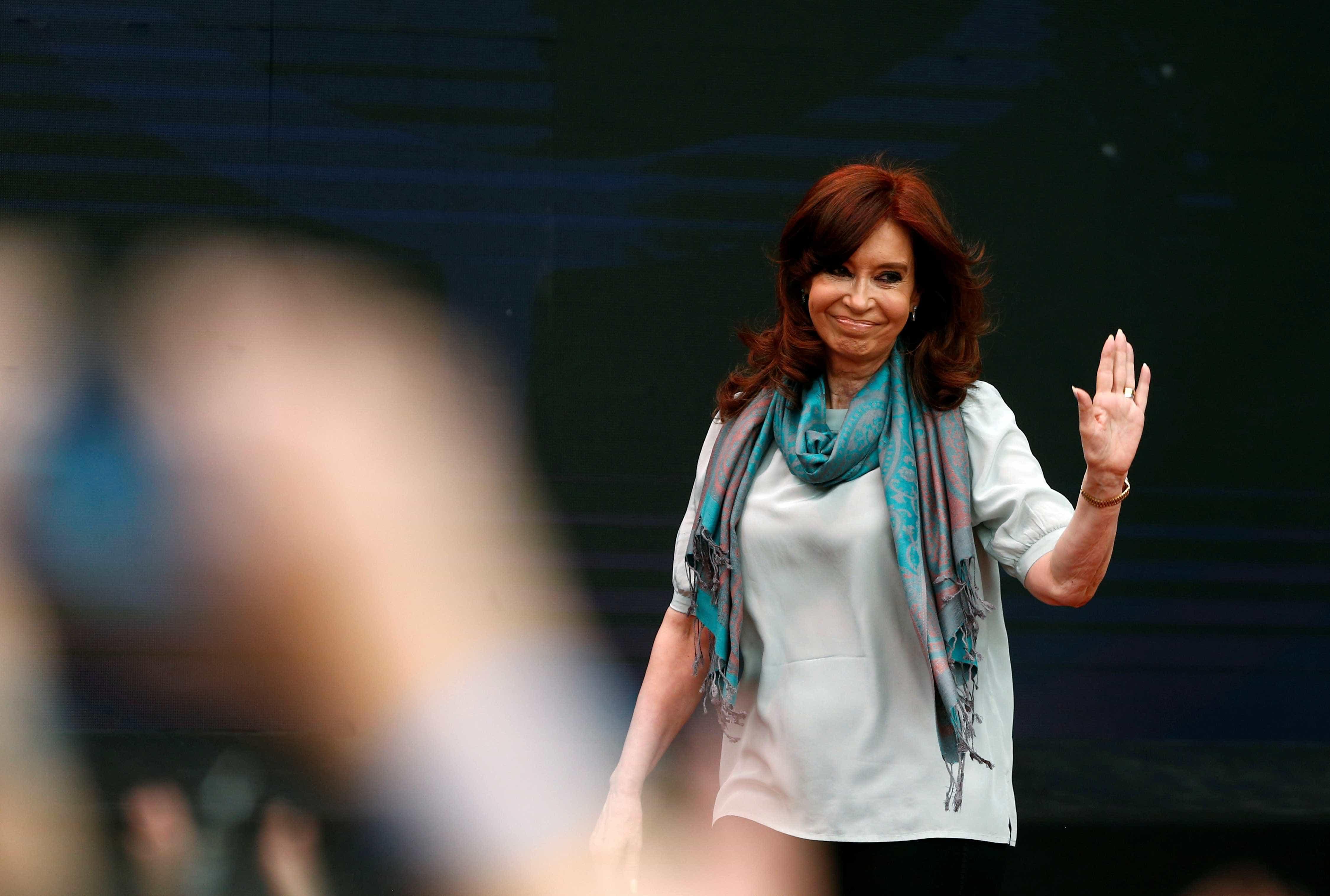 Justiça nega pedido de Cristina Kirchner para adiar processo