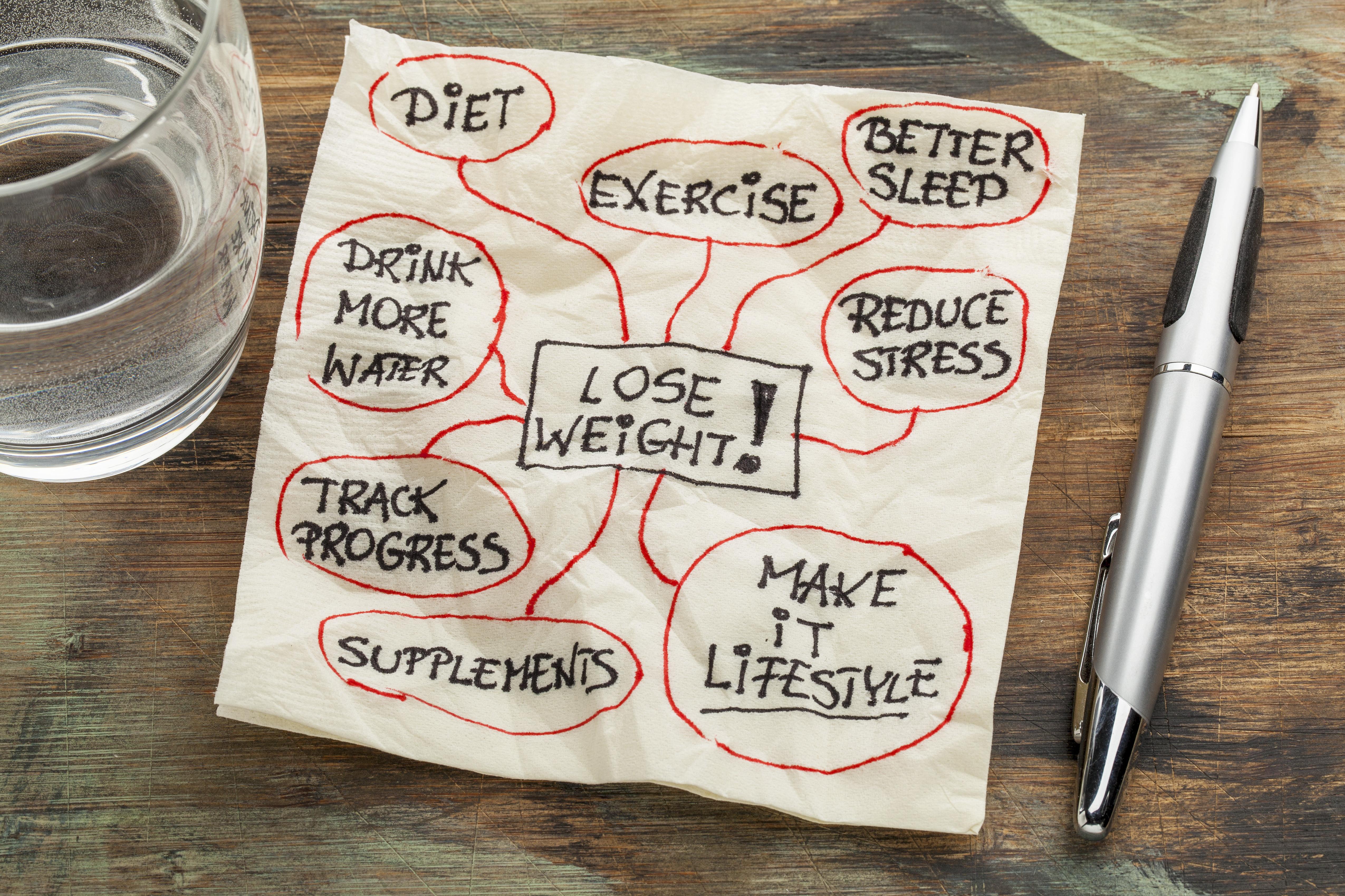 Saiba como os atletas profissionais perdem peso tão rápido