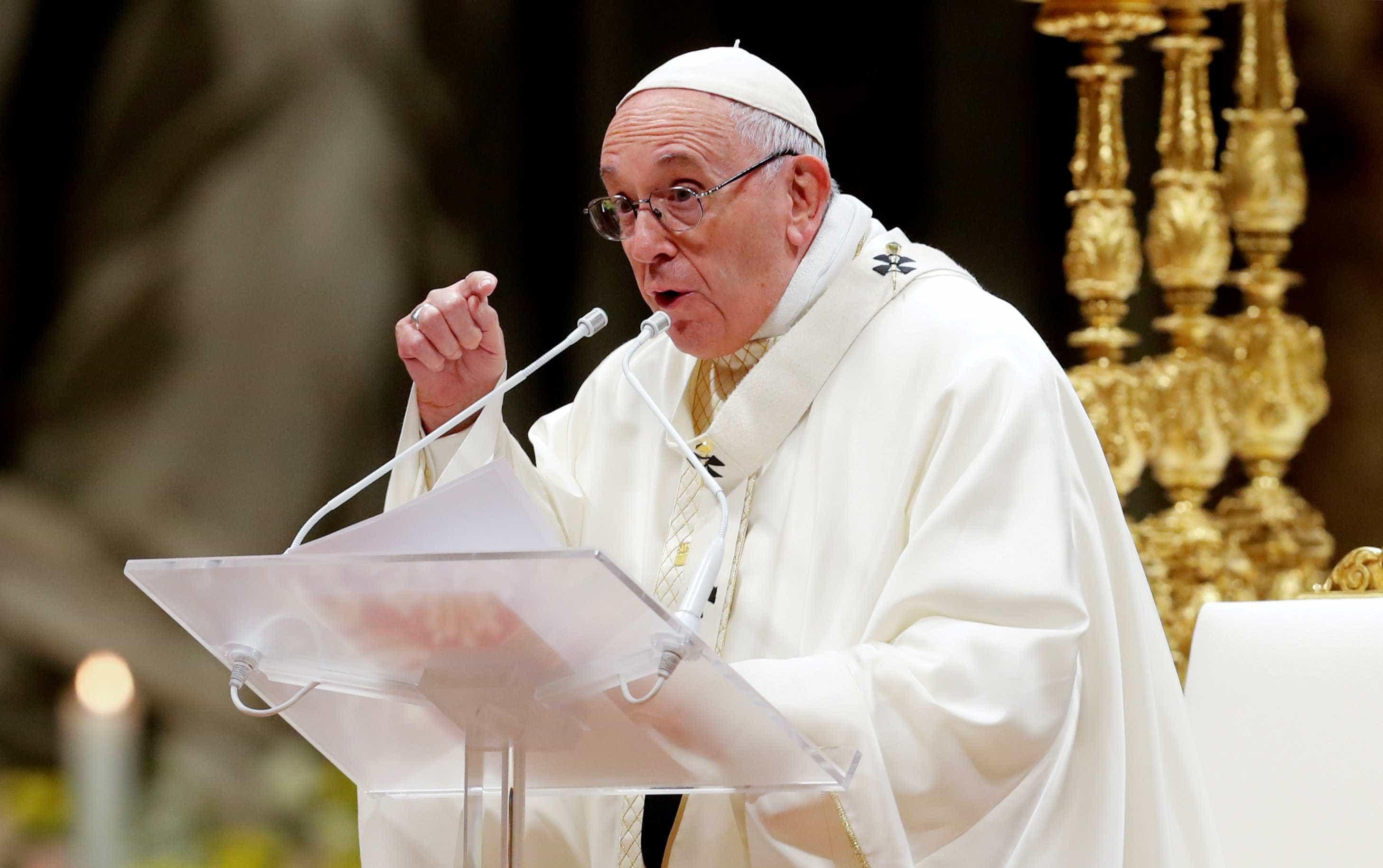 Papa envia condolências por queda de avião na Etiópia