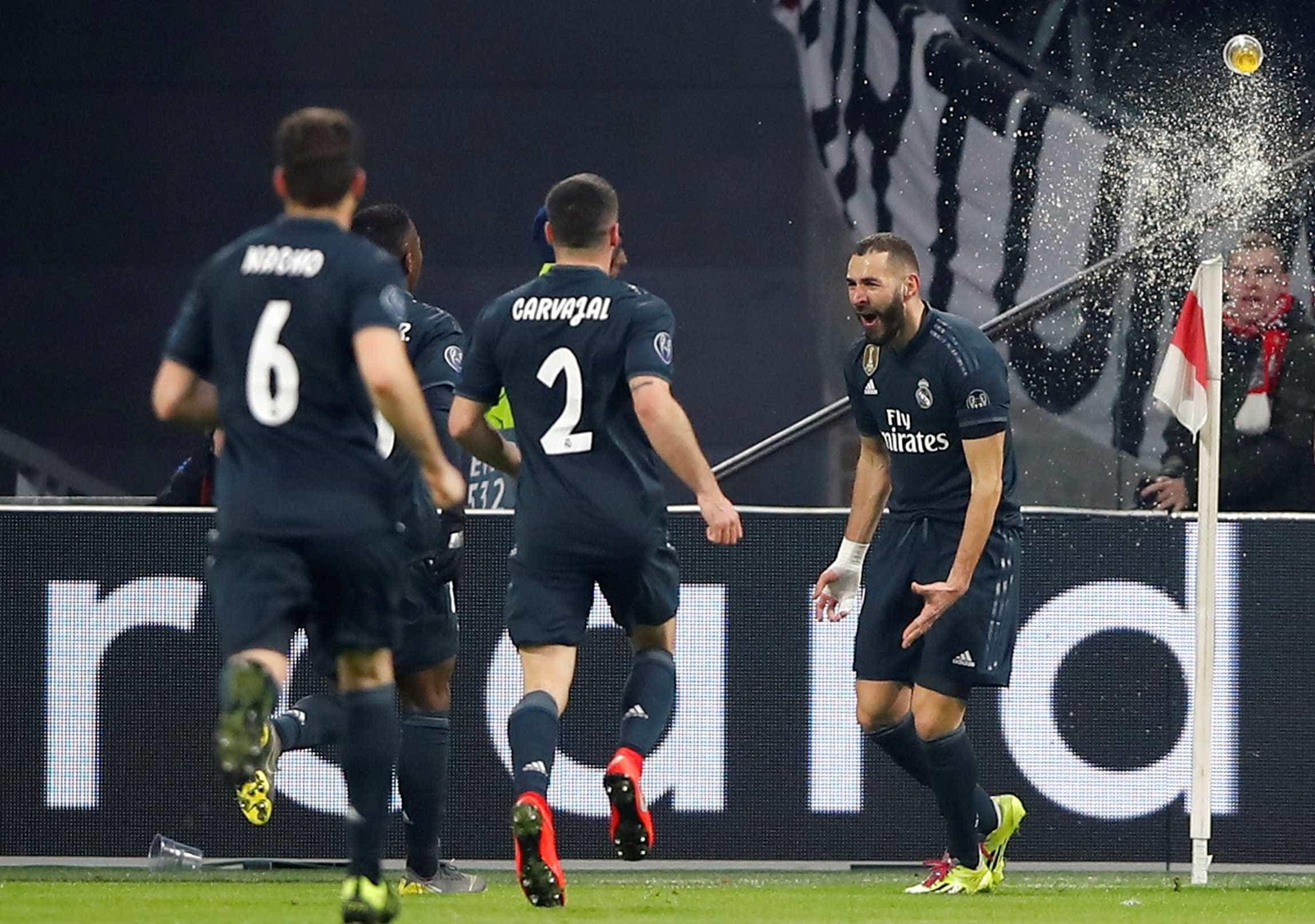 Vitória do Real Madrid sobre Ajax tem 1ª decisão de VAR na Champions