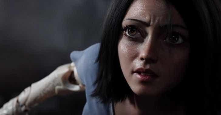 'Alita: Anjo de Combate' é eletrizante, mas podia ser menos angelical