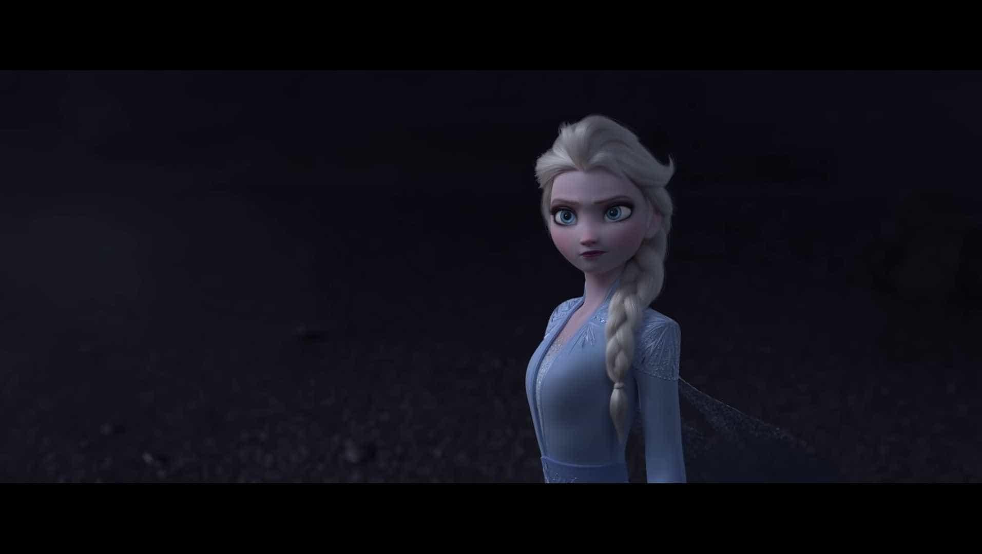 'Frozen 2' ganha 1º trailer que mostra princesa Elsa em apuros; assista