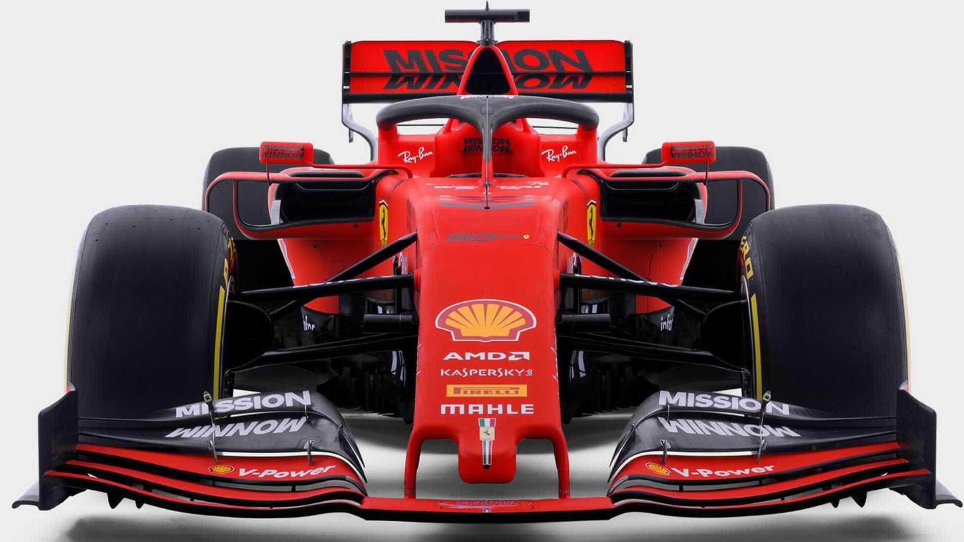 Com esperança superar a Mercedes, Ferrari apresenta carro para 2019