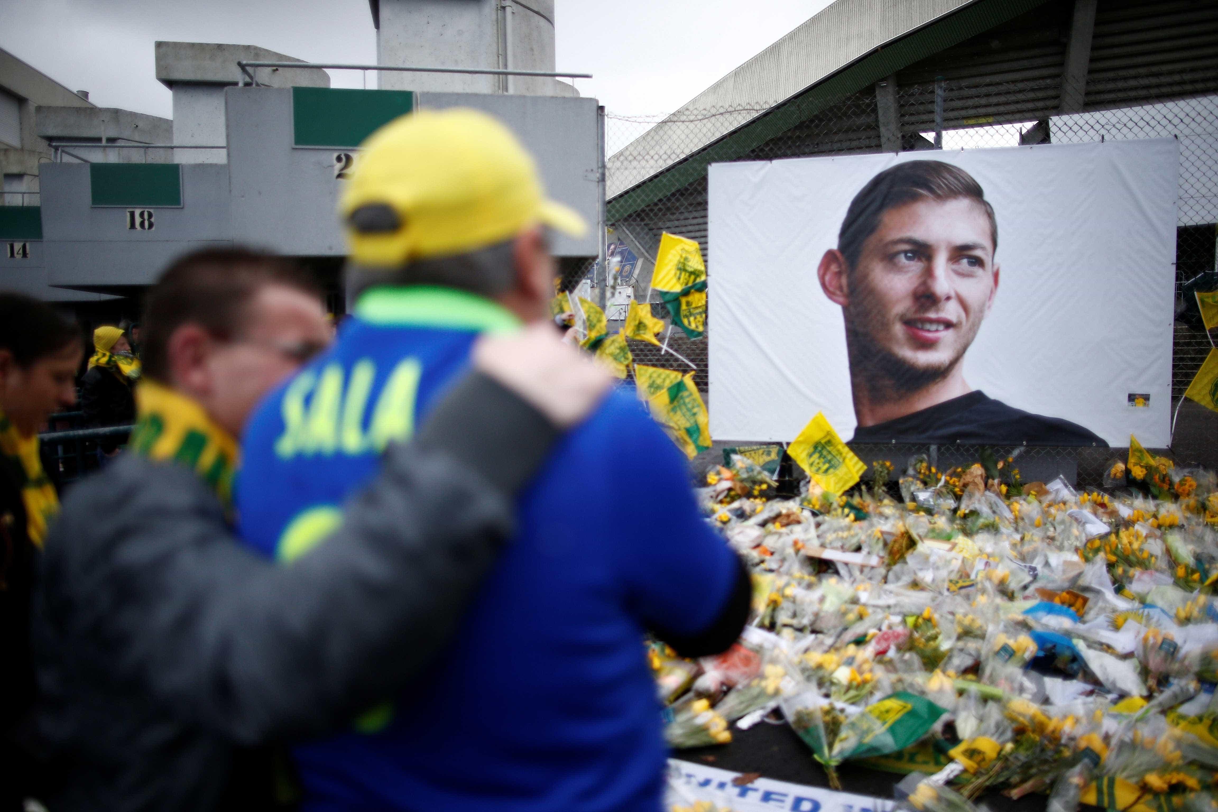 Corpo de Sala chega à Argentina para velório e cremação