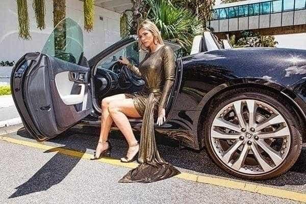 Livia Andrade mantém vida luxuosa ao lado de marido misterioso