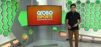 Apresentador do 'Globo Esporte Ceará' pede demissão ao vivo