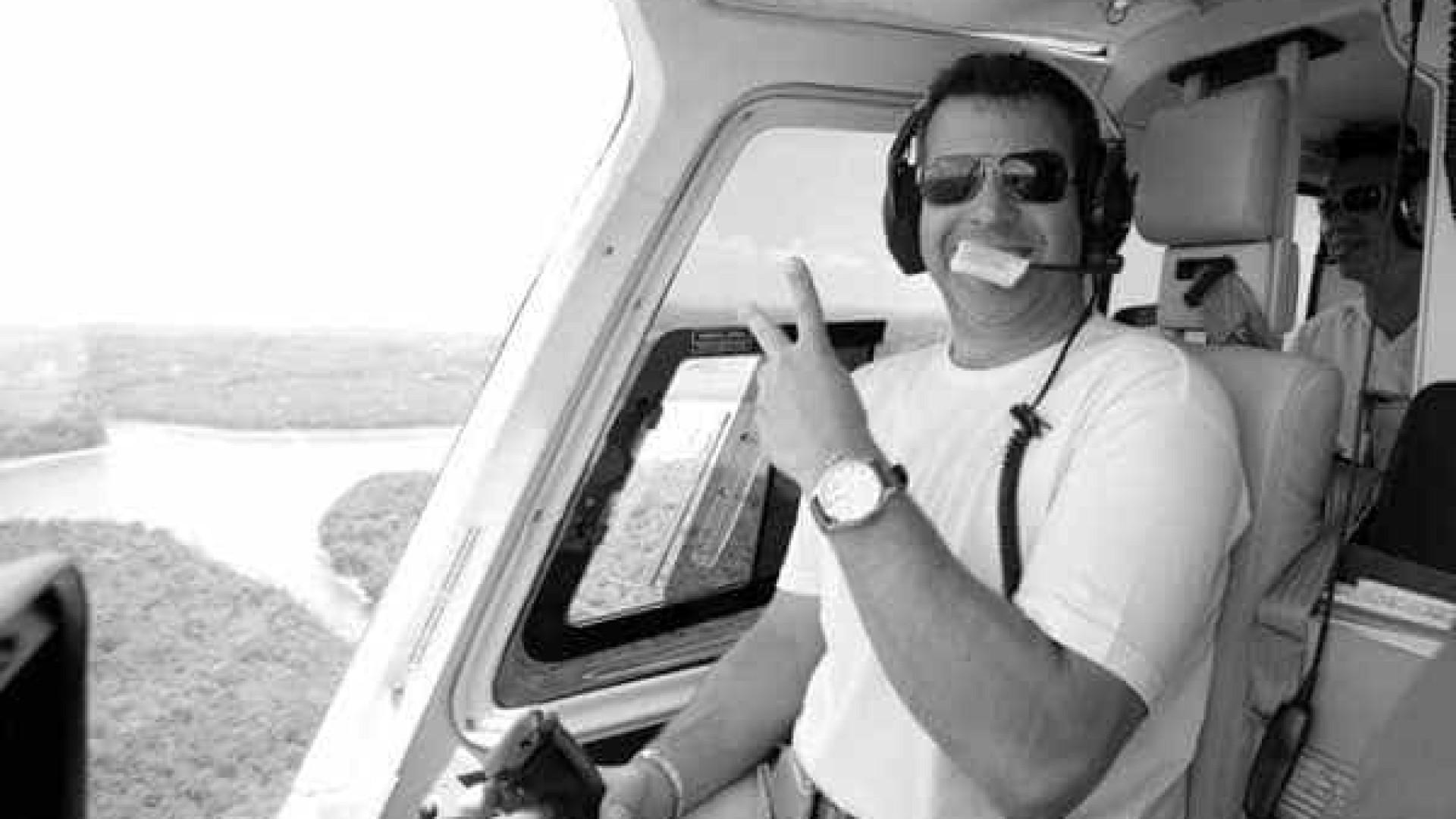 Mãe do piloto que levava Boechat morre 3 dias após o filho