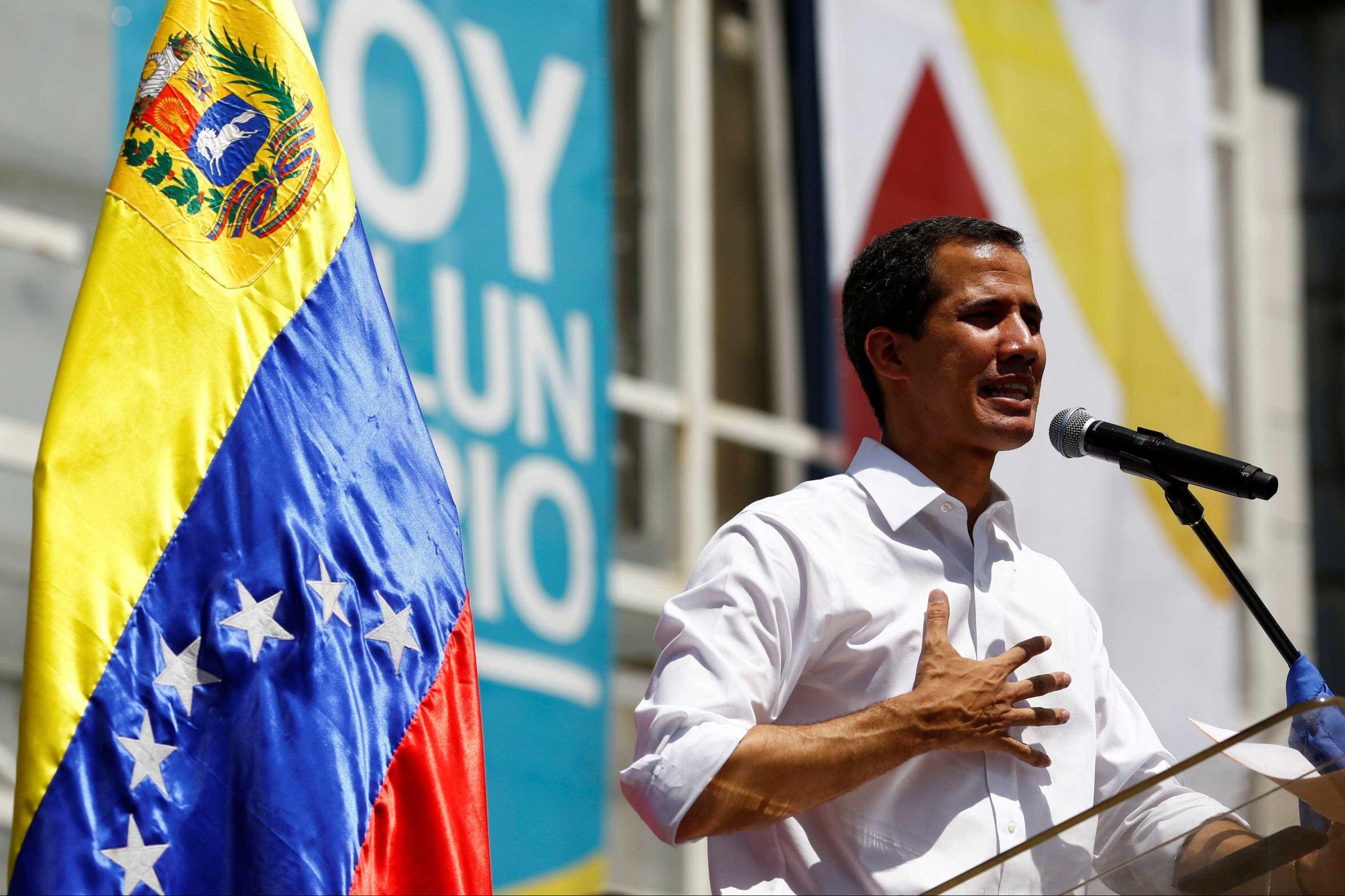 Representante de Guaidó descarta retirada da Venezuela da OEA