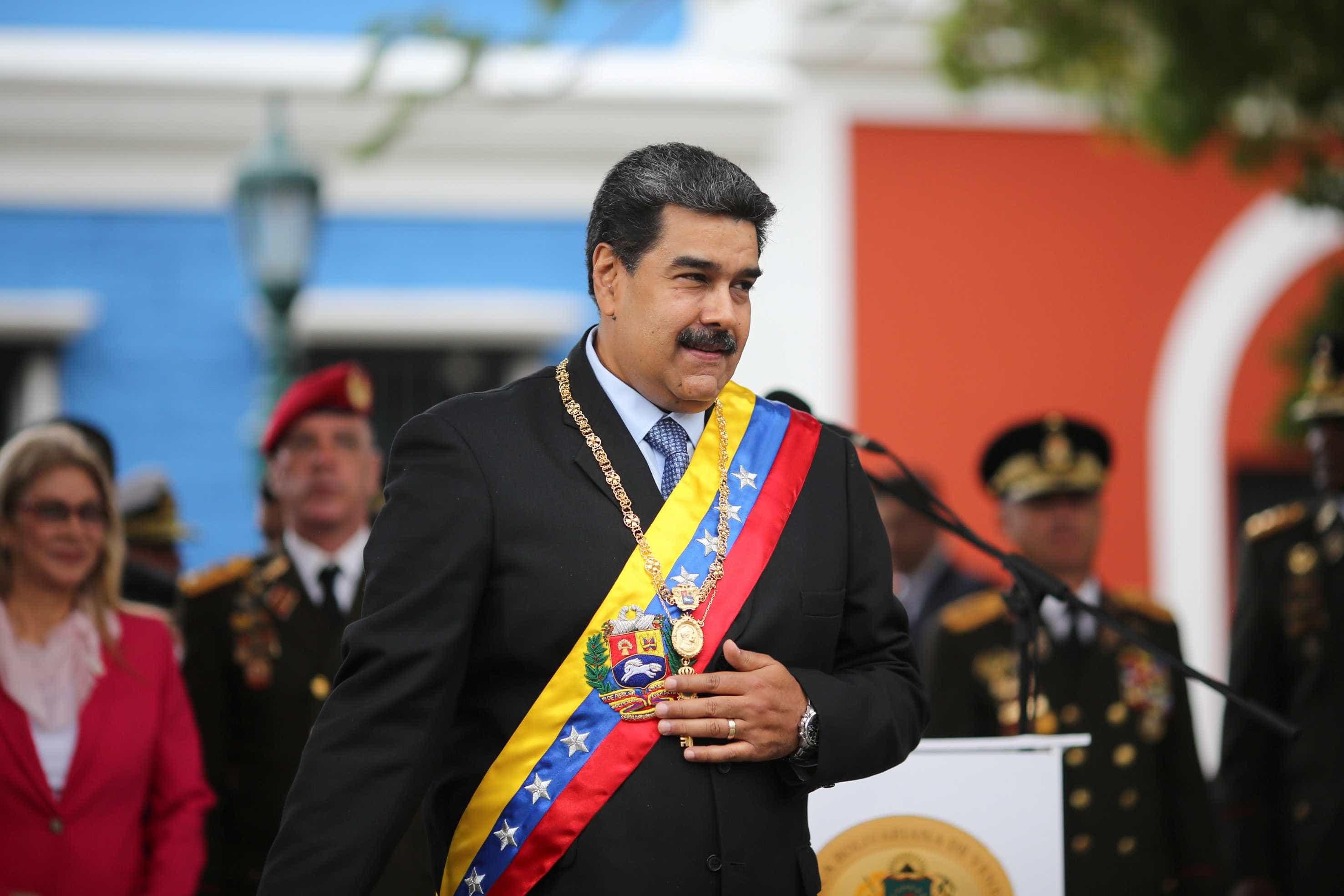 Maduro barra entrada de deputados da UE na Venezuela
