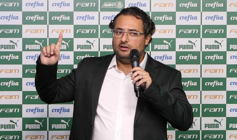 Palmeiras envia Mattos à Europa para vender revelações