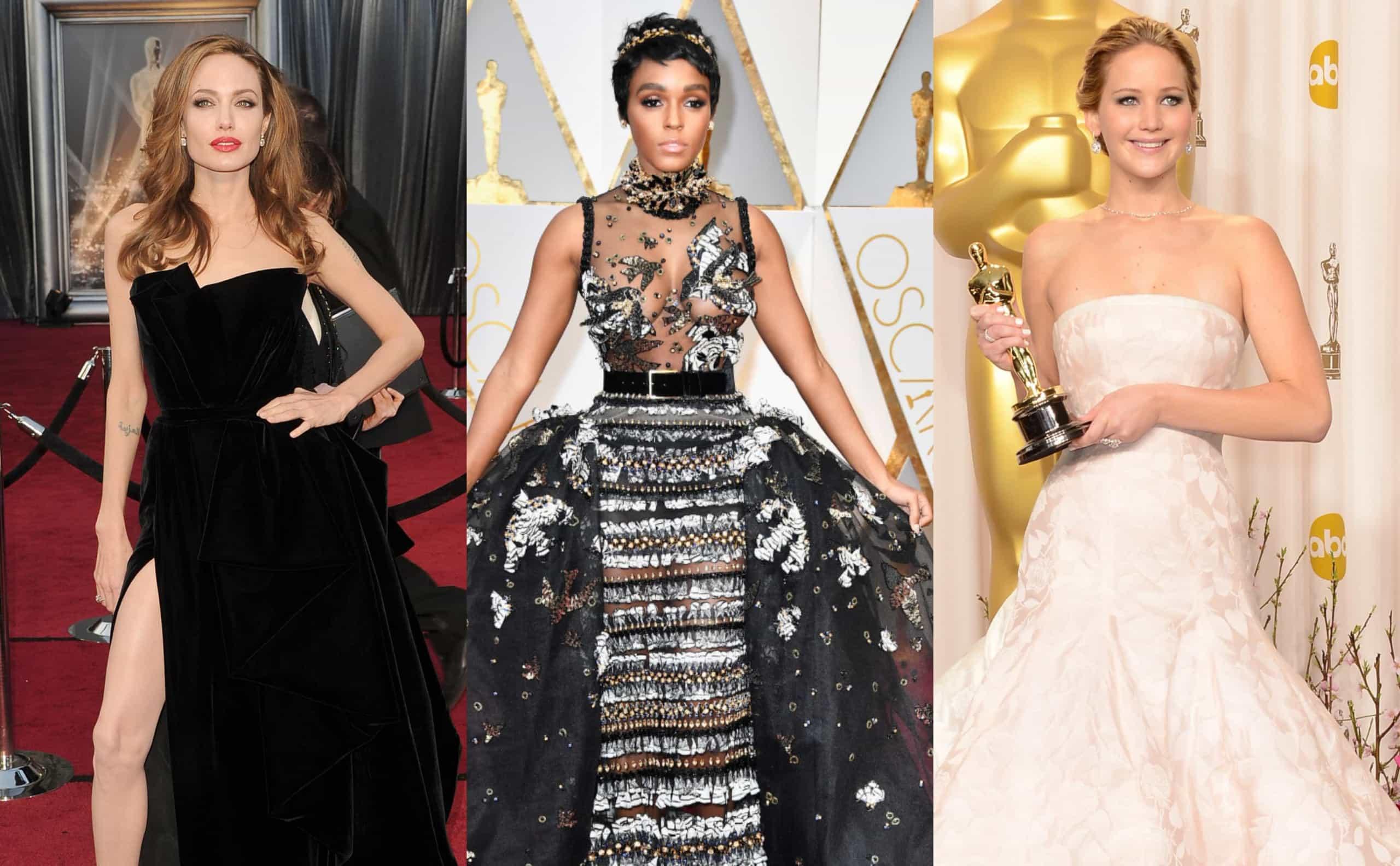 Oscar: os looks mais icônicos das estrelas nos últimos 20 anos