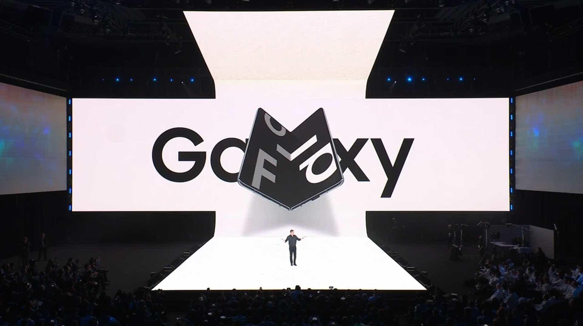 Rumor: Galaxy Fold tem uma nova data de lançamento