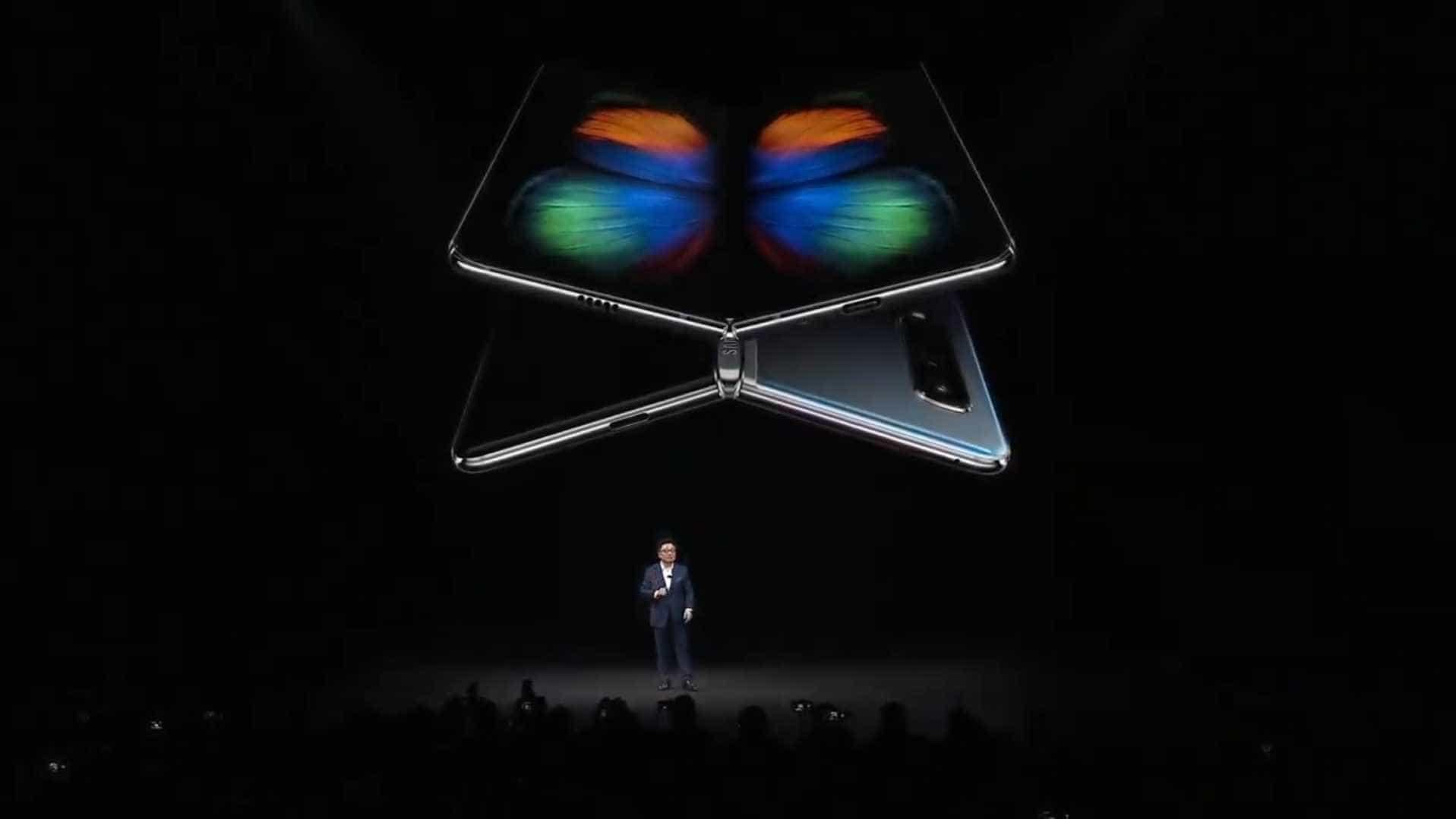 Samsung garante que não vai adiar lançamento do Galaxy Fold