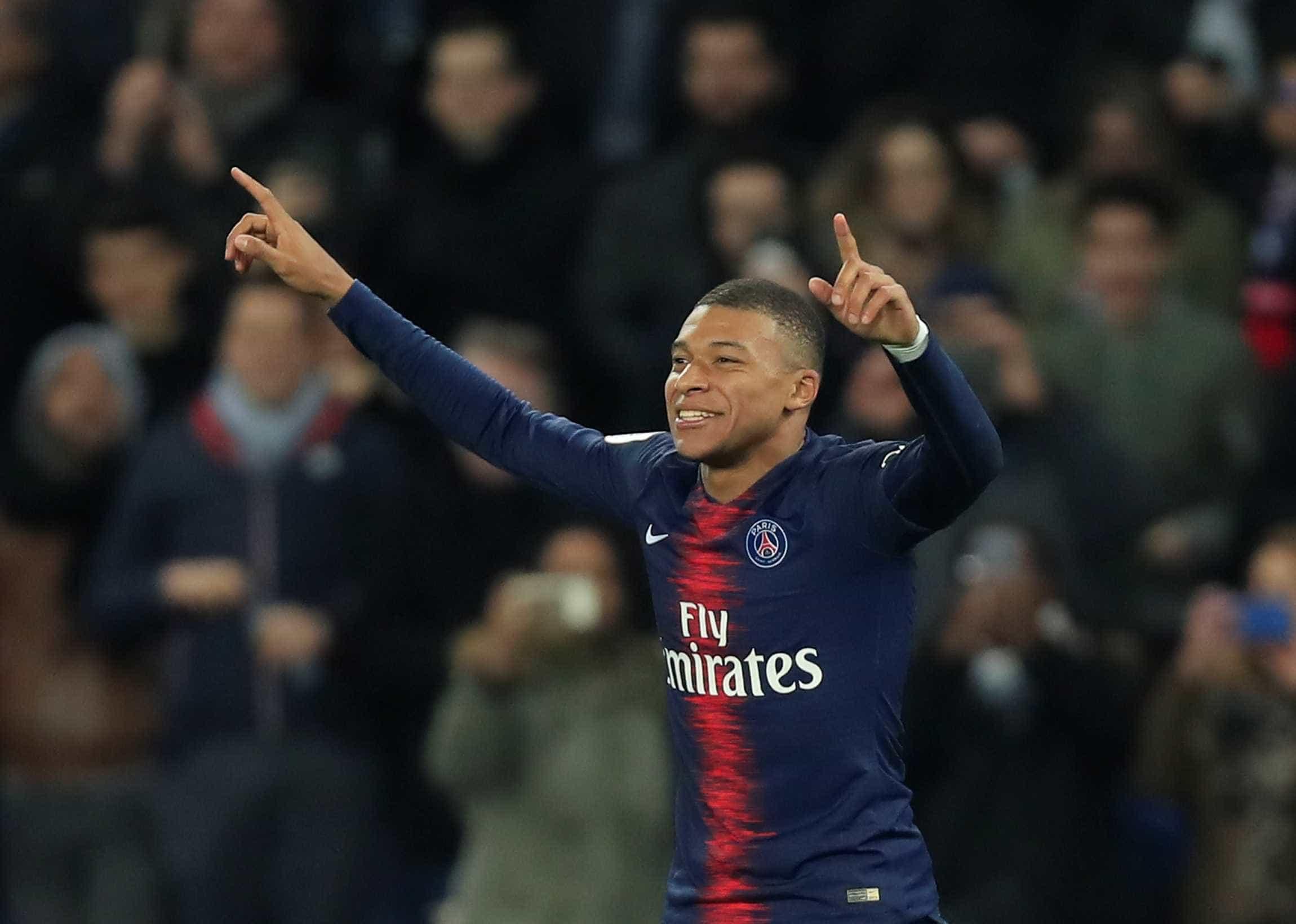 PSG massacra Montpellier e abre vantagem de 15 pontos no Francês