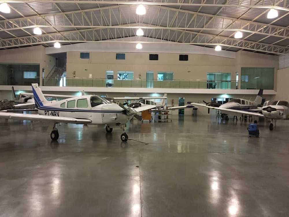 PF faz operação para apreender aviões usados em tráfico internacional