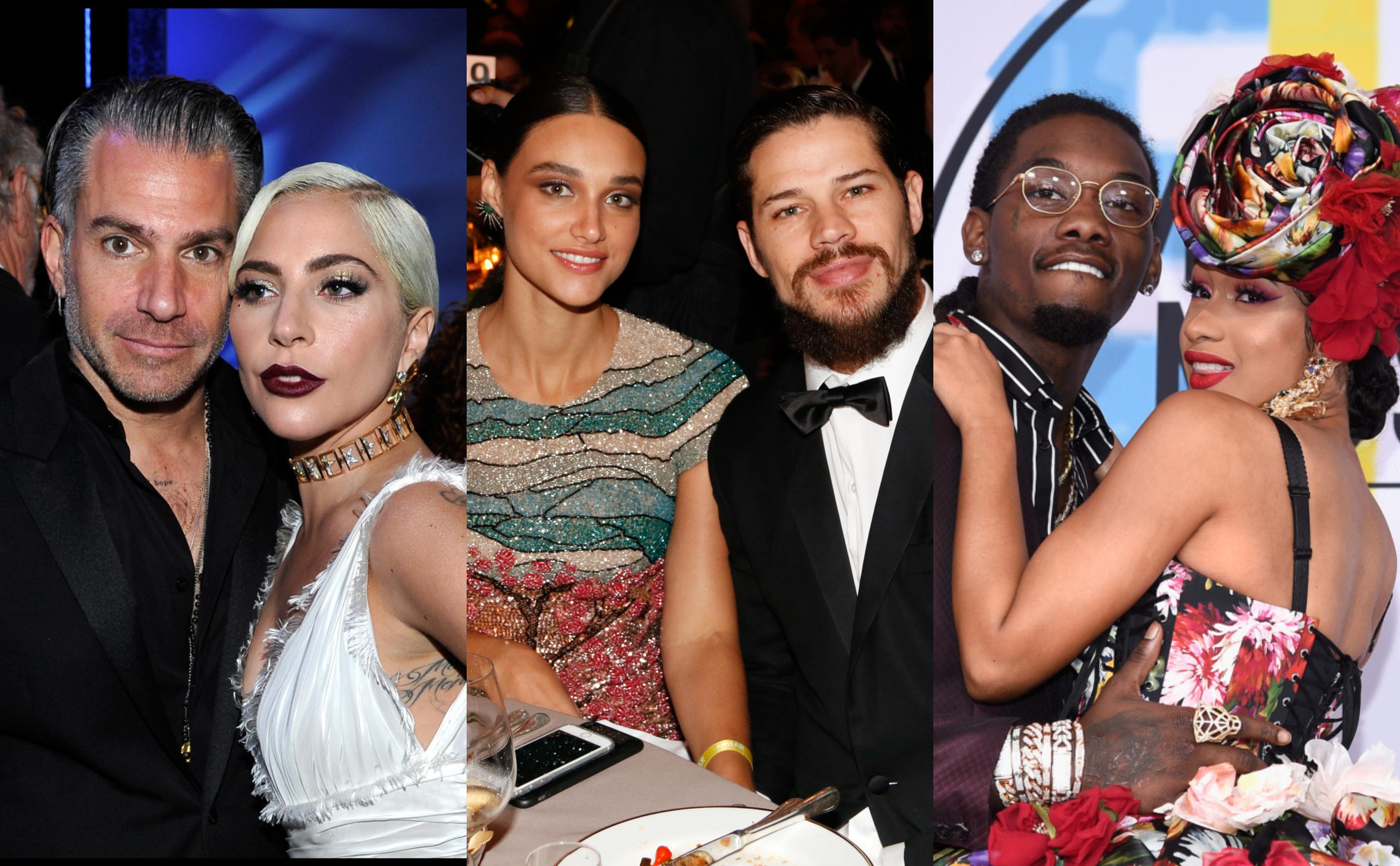 Atualize-se com a vida amorosa das estrelas em 2019