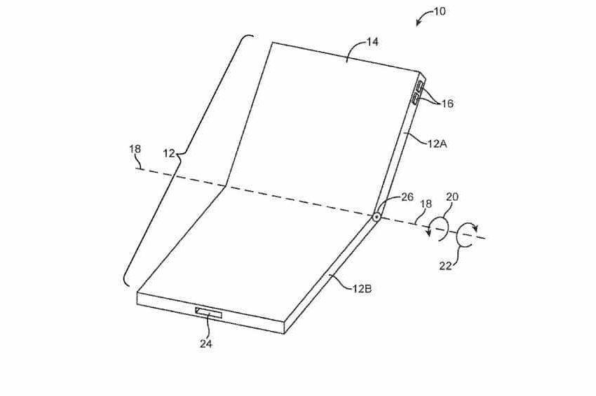Depois da Samsung, Apple também planeja smartphone dobrável